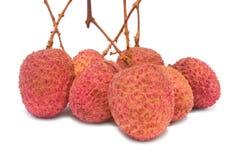 lychees Arkivfoton