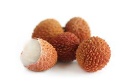 lychees Obraz Royalty Free