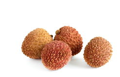 Lychees Stock Images