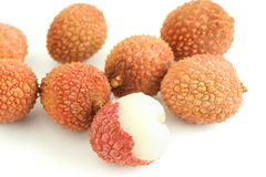 Lychees Royalty Free Stock Images