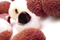 Lychees Obrazy Royalty Free