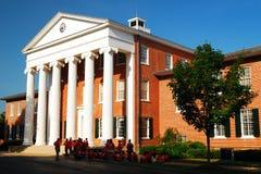 Lycium, Universität von Mississippi stockbild