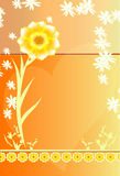 Lyckönskankort stock illustrationer