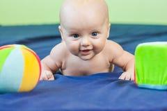 lycka är barnslig fotografering för bildbyråer
