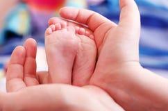 Lycka i dina händer Royaltyfria Bilder