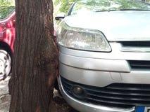 Lyckad parkering Royaltyfria Foton