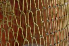 lyckat redskap för stor fiskespinner Ett nätverksfiske Royaltyfri Bild