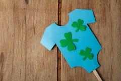 Lycklig bakgrund för dag för St Patrick ` s Royaltyfri Fotografi