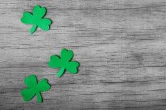 Lycklig bakgrund för dag för St Patrick ` s Royaltyfri Bild