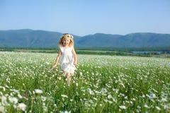 lycklig barndom Royaltyfri Bild