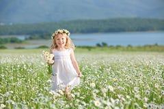 lycklig barndom Arkivfoton