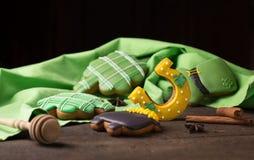 Lycklig dag för St Patrick ` s Arkivbilder