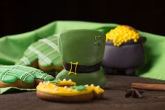 Lycklig dag för St Patrick ` s Royaltyfri Fotografi
