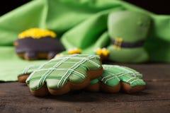 Lycklig dag för St Patrick ` s Arkivfoton