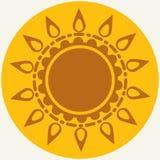 Lycklig diwalifestival Arkivbilder