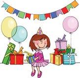 lycklig födelsedag Royaltyfria Foton