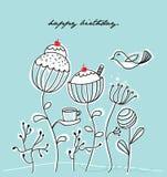 lycklig födelsedag Arkivbilder