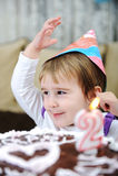 Lycklig födelsedag till dig! Arkivbilder