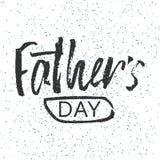 Lycklig för dagdesign för fader s bakgrund Märka design greeting lyckligt nytt år för 2007 kort Kalligrafibakgrundsmall för dag f Royaltyfria Foton