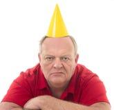 Lycklig Friggin födelsedag royaltyfri bild