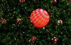 Lycklig glad jul Arkivbilder