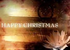 lycklig jul Royaltyfria Foton