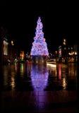 lycklig jul Royaltyfri Fotografi