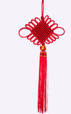 lycklig kinesisk fnurra Royaltyfri Bild