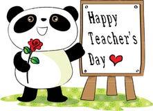 Lycklig läraredag Royaltyfri Foto