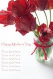 lycklig moder s för bukettdag Royaltyfri Foto