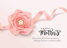 lycklig moder s för dag royaltyfri illustrationer