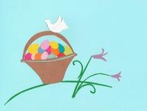 Lycklig påsk arkivfoto