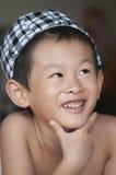lycklig pojke Royaltyfri Foto