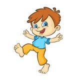 tecknad pojke