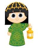 Lycklig Ramadan Royaltyfri Bild
