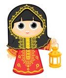 Lycklig Ramadan royaltyfri illustrationer