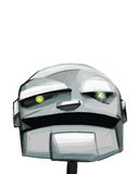 lycklig robot Royaltyfri Bild