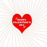 lycklig s valentin för dag stock illustrationer