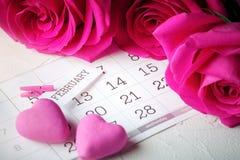 lycklig s valentin för dag Lyckönsknings- bakgrund vid dag för St-valentin` s Royaltyfri Foto
