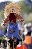 lycklig scarecrow 2 royaltyfri fotografi