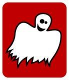 Lycklig spöke royaltyfri illustrationer