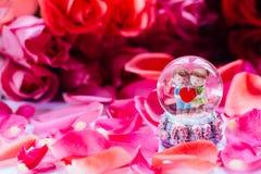 Lycklig valentin Royaltyfri Foto