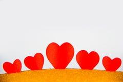 lycklig valentin för dag Fotografering för Bildbyråer
