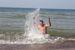 Lyckliga Baltica Royaltyfria Foton