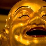 lyckliga buddha Arkivbild