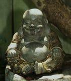 lyckliga buddha Fotografering för Bildbyråer