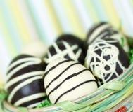 lyckliga easter ägg Arkivbild