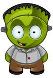 Lyckliga Frankensteins monster - Royaltyfria Foton