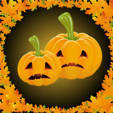 lyckliga halloween royaltyfri fotografi