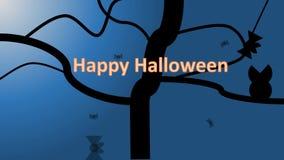 lyckliga halloween arkivfilmer
